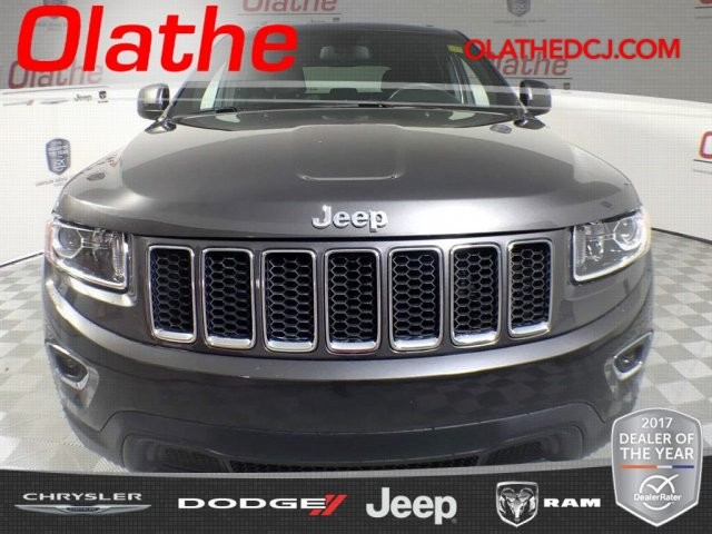 Certified Pre Owned 2014 Jeep Grand Cherokee Laredo E