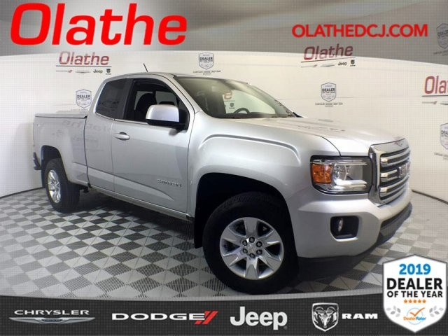 Pre-Owned 2017 GMC Canyon 4WD SLE