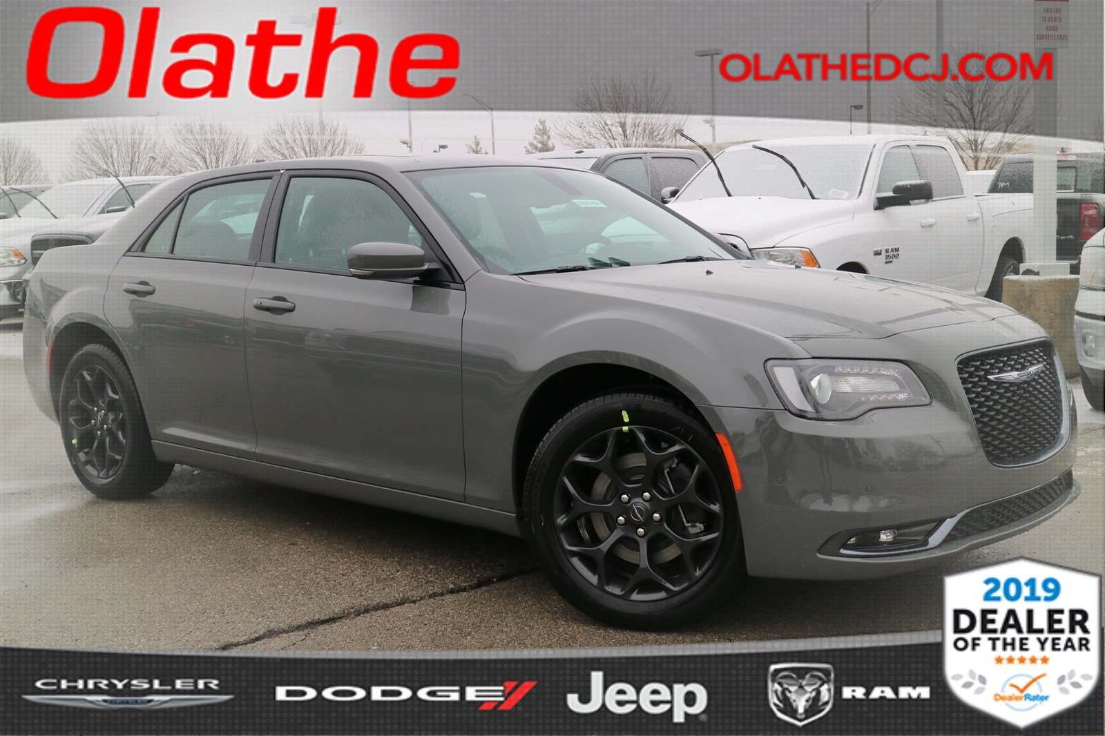New 2019 Chrysler 300 300s Sedan In Olathe Kh573403 Olathe Dodge