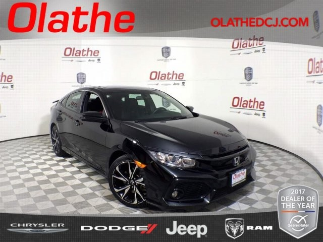 Pre-Owned 2018 Honda Civic SI Sedan