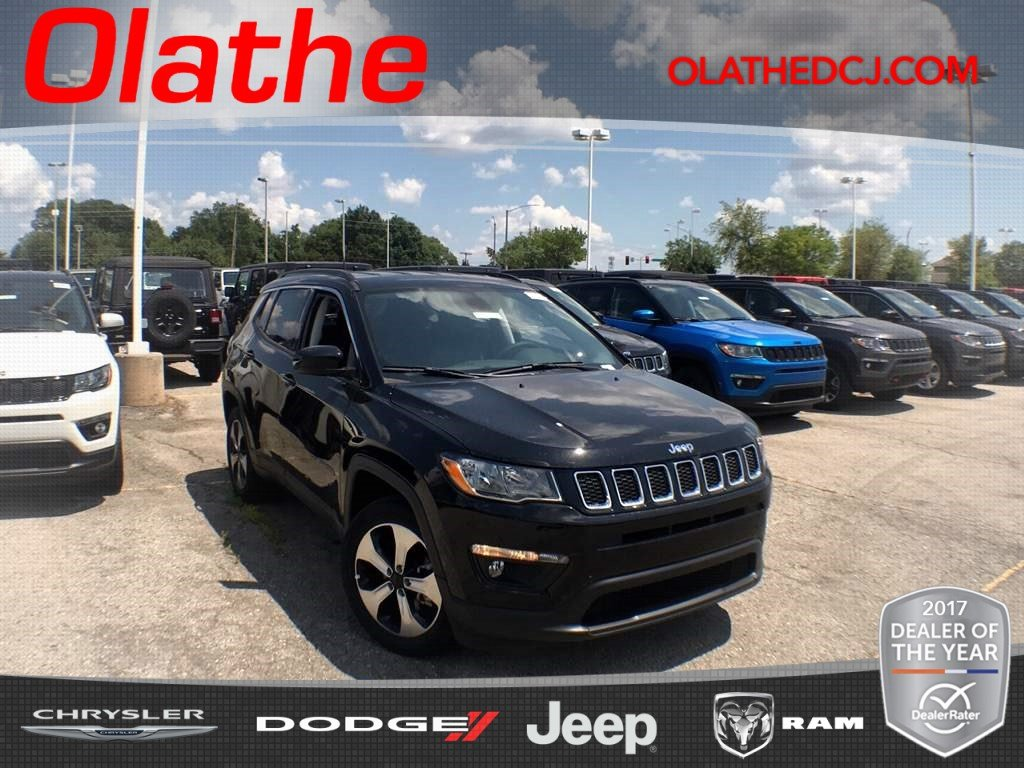 new 2018 jeep compass latitude sport utility in olathe jt300618 olathe dodge chrysler jeep ram. Black Bedroom Furniture Sets. Home Design Ideas