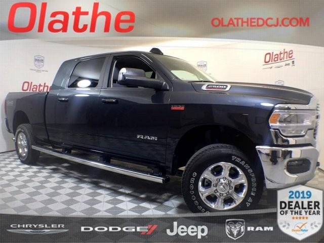 Certified Pre-Owned 2019 Ram 2500HD Big Horn