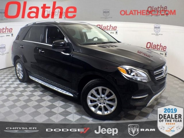 Pre-Owned 2016 Mercedes-Benz GLE 300d