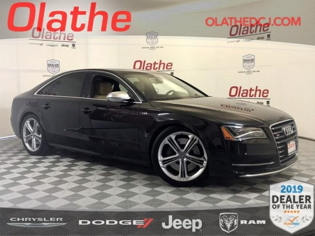 Pre-Owned 2013 Audi S8