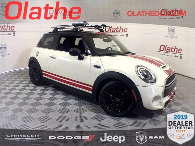 Pre-Owned 2018 MINI Hardtop 2 Door Cooper S