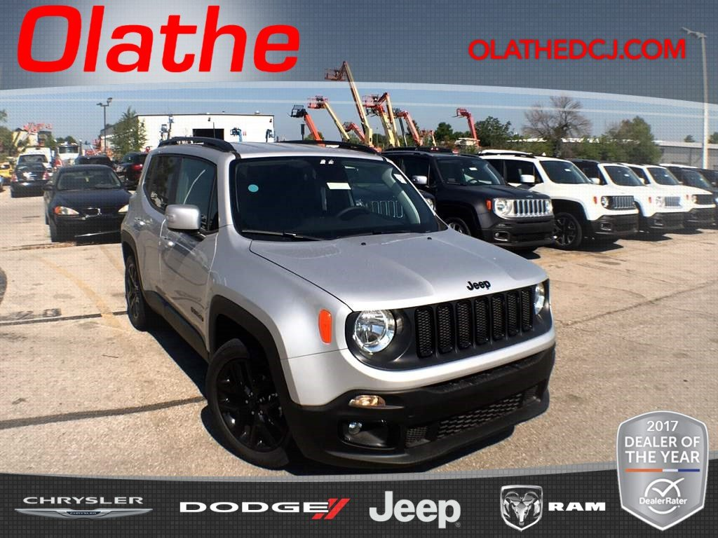 new 2018 jeep renegade altitude sport utility in olathe jph35251 olathe dodge chrysler jeep ram. Black Bedroom Furniture Sets. Home Design Ideas
