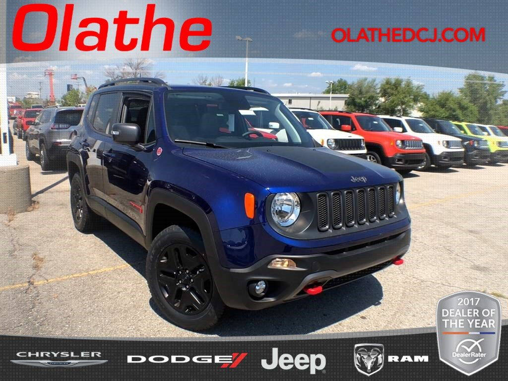 new 2018 jeep renegade trailhawk sport utility in olathe jph46927