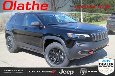 15 New Jeep Cherokee SUVs For Sale in Olathe, KS