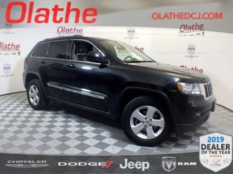Pre-Owned 2012 Jeep Grand Cherokee Laredo E