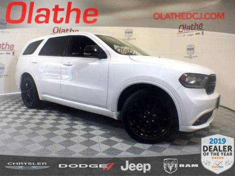 Certified Pre-Owned 2016 Dodge Durango R/T