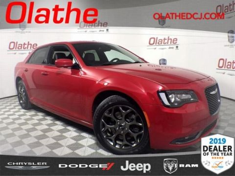 Certified Pre-Owned 2015 Chrysler 300 300S
