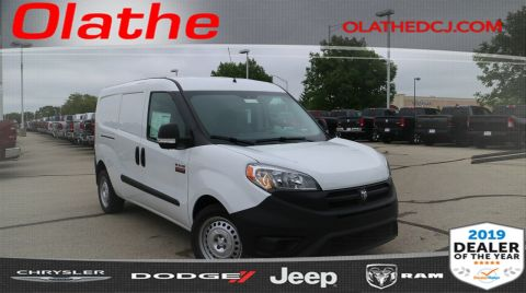 New 2018 RAM ProMaster City
